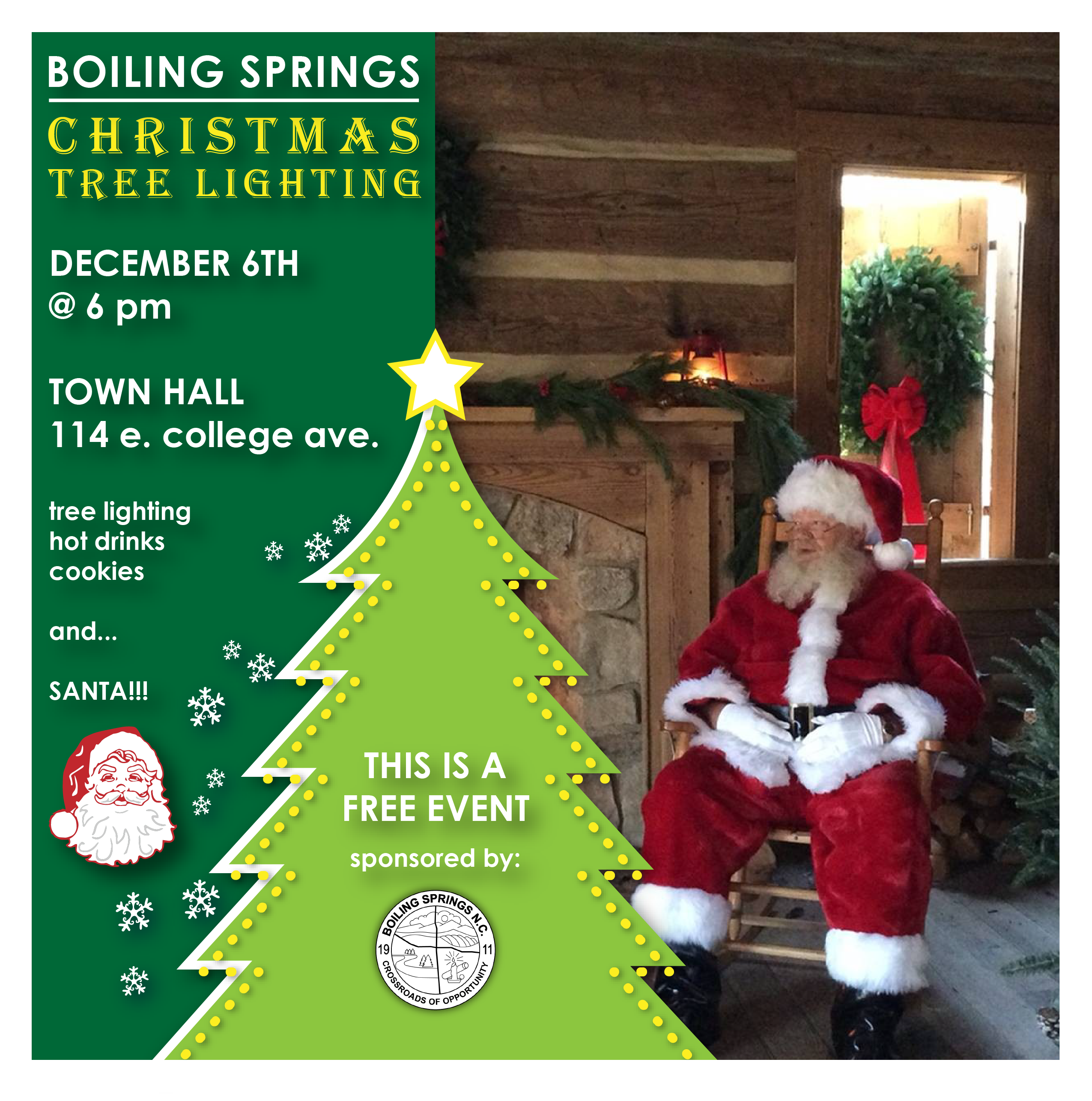 2019 Christmas Tree Lighting Event