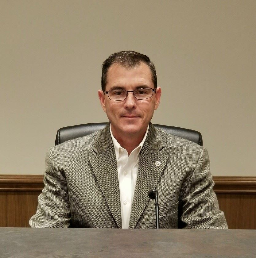 2018 Councilmember Patrick Litton