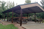 Broad River Greenway Large Shelter